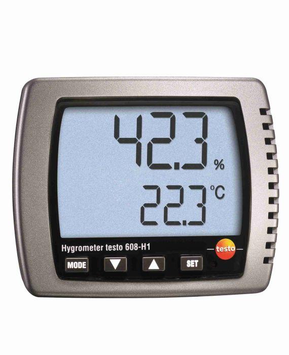 testo 608-H1 温湿度表德图温湿度计