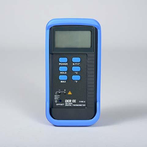 DE3003,DE-3003温度表(K型探头)