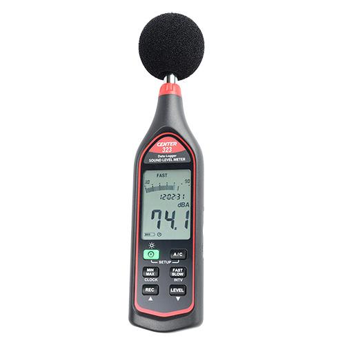台湾群特CENTER-323声级计/噪音计