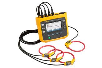 美国Fluke 1736 电能质量记录仪 三相电力分析仪