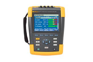 美国 Fluke 438-II 电能质量和电机分析仪