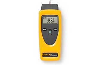 美国Fluke 931 转速计 F931 接触式和非接触式两用转速表