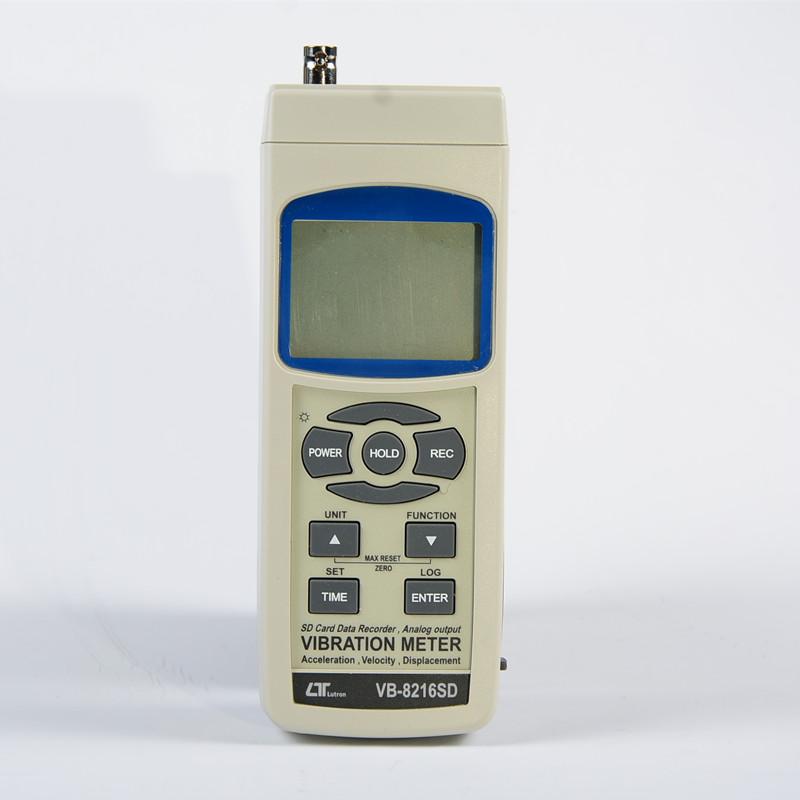 VB-8216SD 记录式振动测试仪(SD卡)