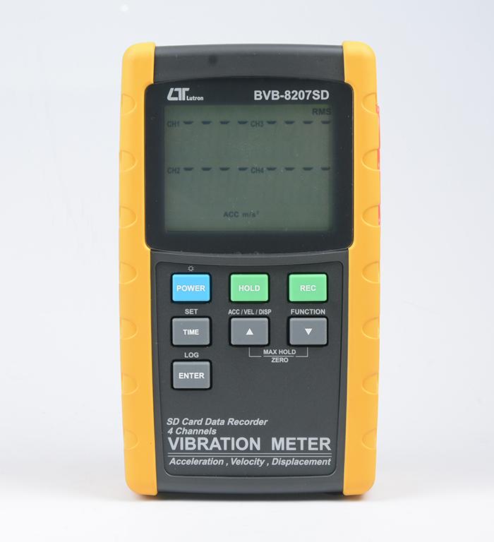 BVB-8207SD 四通道振动记录仪