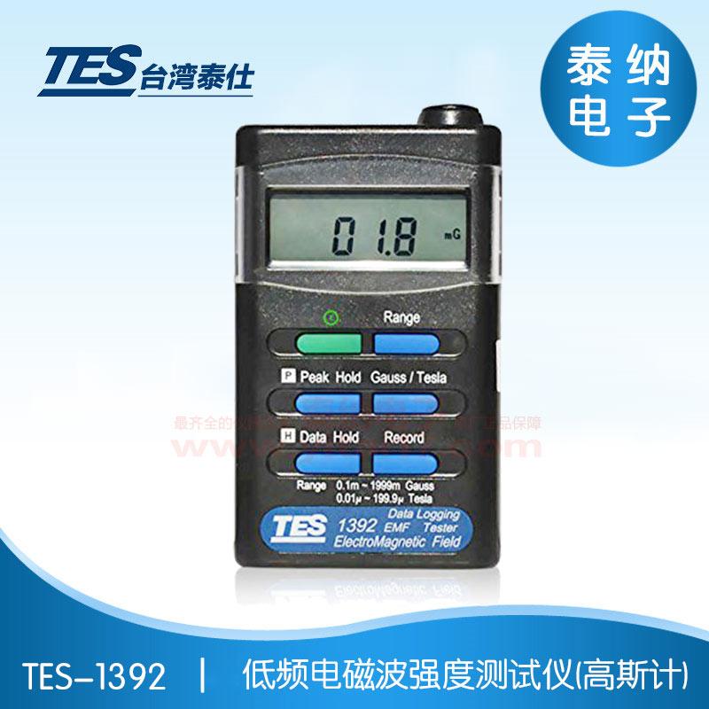 TES-1392 低频电磁波强度测试仪(高斯计)