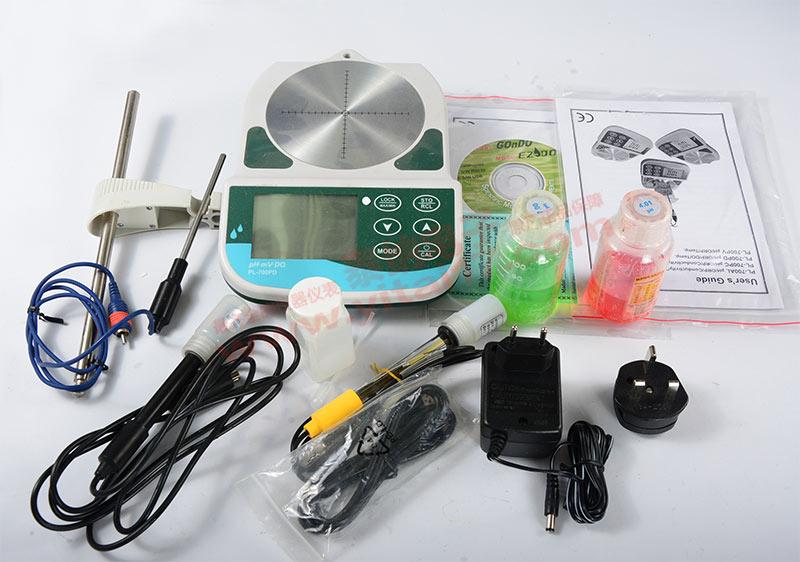 PL-700PD 台湾高极EZDO多功能水质检测仪PL700PD实验室PH计