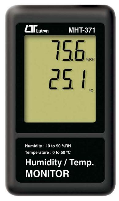 MHT-371温湿度监控器