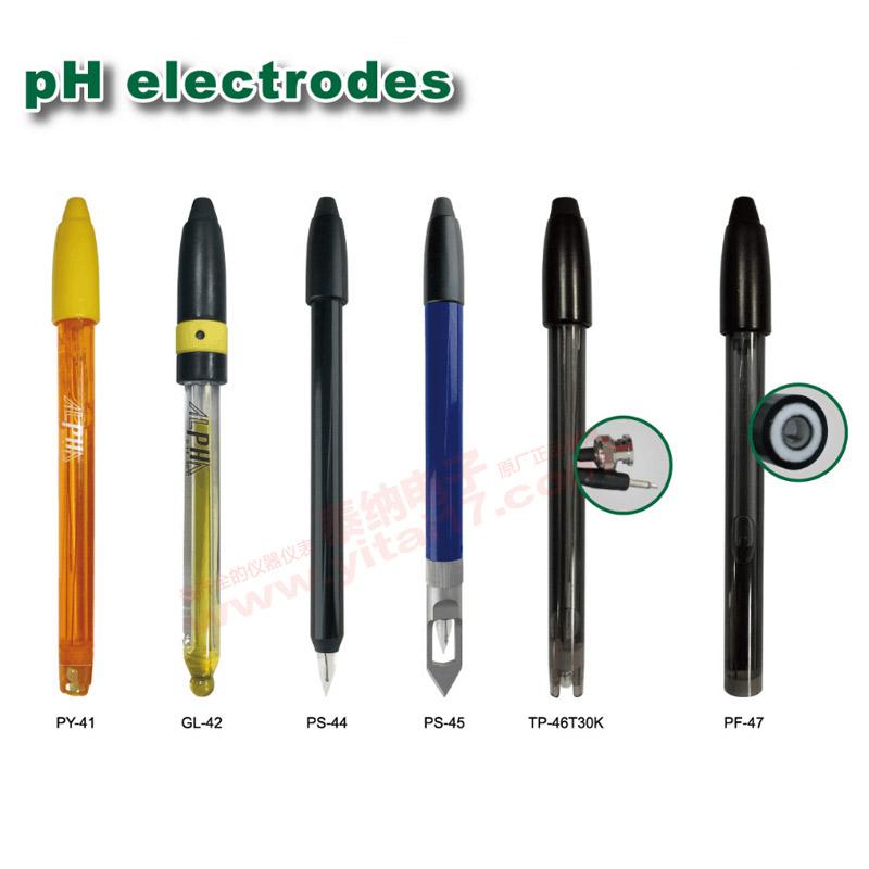 PH酸碱值/氧化还原电位/电导度 PY-41/GL-42/43/TP-46/47