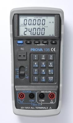 PROVA 135 程控校准器+温度表