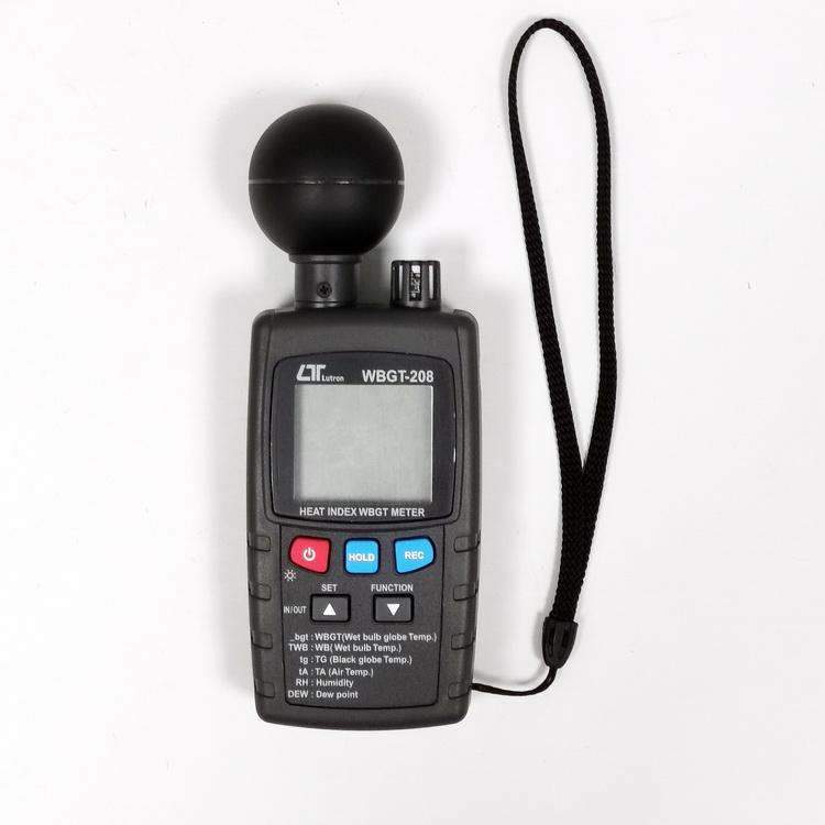 WBGT-208热指数黑球仪