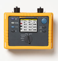 Fluke-1735 三相电能记录仪