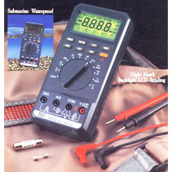 数位式万用表TES2600(停产)