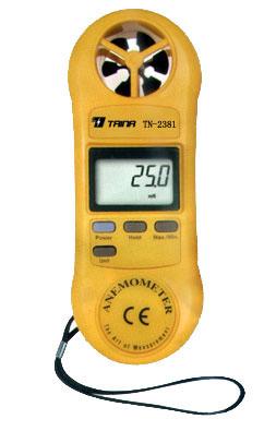 小巧型风速仪TN2381