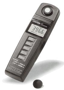 小型探头照度计CENTER-337