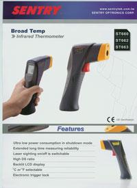 红外测温仪TN660
