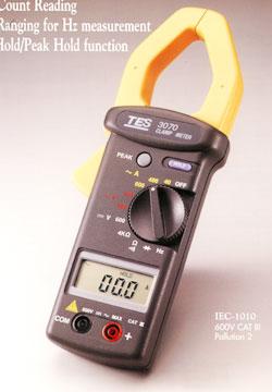 钳表TES-3070