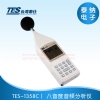 TES-1358C 实时1/1 及 1/3 八音度音频分析仪